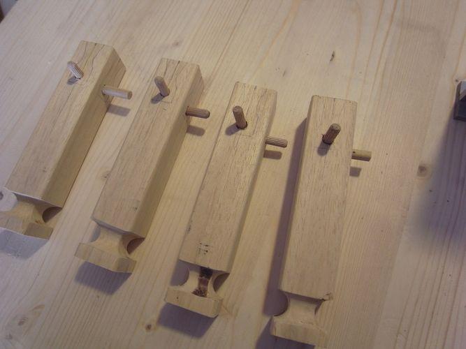 tavolino per bonsai realizzato in economia B210