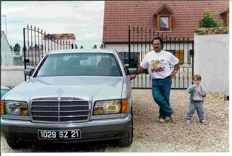 La Dijonnaise avec la 300se de mon papounet, la vraie - Page 2 Photos10