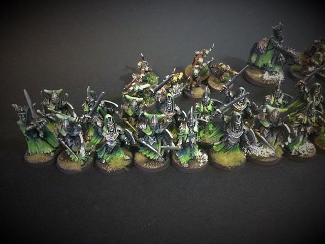 Armée de Númenóréens Noirs. 549e7b10