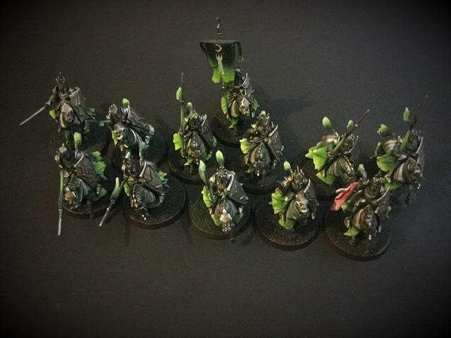 Armée de Númenóréens Noirs. 5b425f10