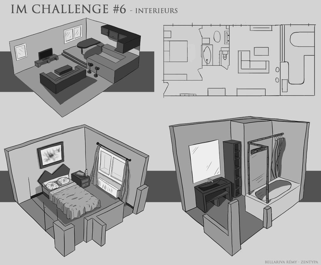 IM Challenge #6 : Intérieurs Planch10