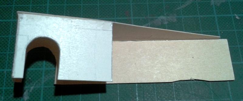 Die alte Herberge. Ein kleines Diorama in 1:100 - Seite 6 Anbau010