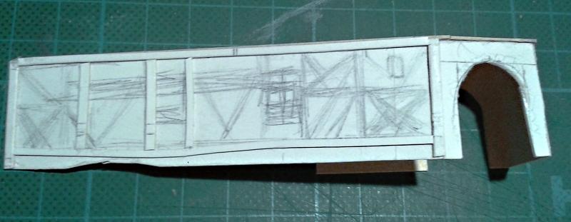 Die alte Herberge. Ein kleines Diorama in 1:100 - Seite 6 Anbau011