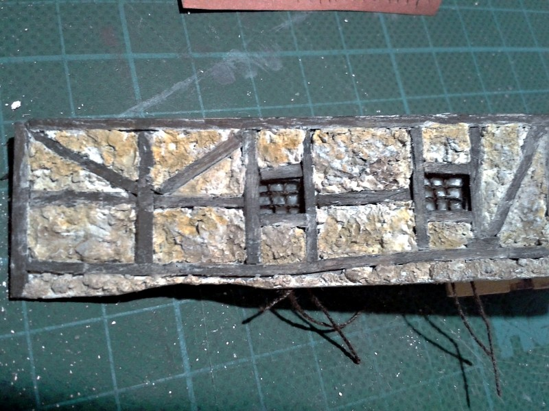 Die alte Herberge. Ein kleines Diorama in 1:100 - Seite 6 Anbau015