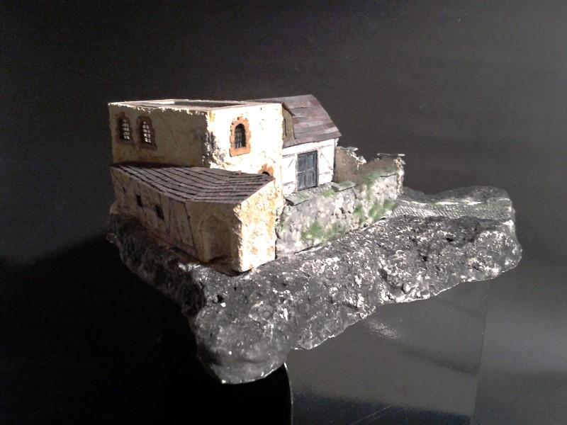 Die alte Herberge. Ein kleines Diorama in 1:100 - Seite 6 Anbau112