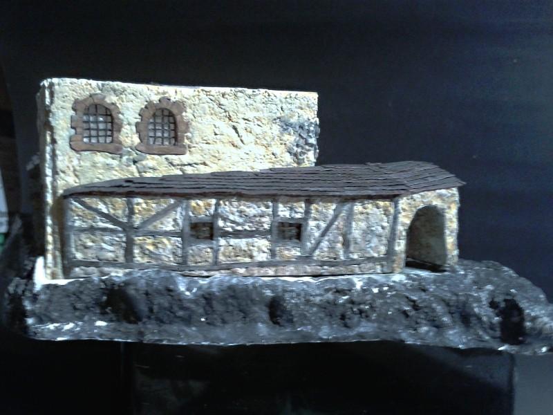 Die alte Herberge. Ein kleines Diorama in 1:100 - Seite 6 Anbau114
