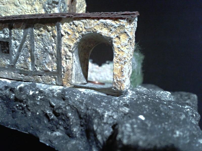 Die alte Herberge. Ein kleines Diorama in 1:100 - Seite 6 Anbau115