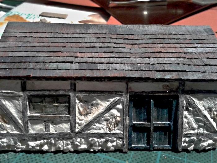 Die alte Herberge. Ein kleines Diorama in 1:100 - Seite 4 Dach1010