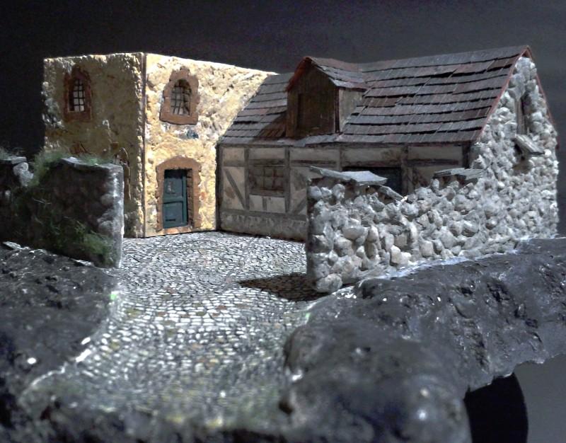 Die alte Herberge. Ein kleines Diorama in 1:100 - Seite 6 Haupth12