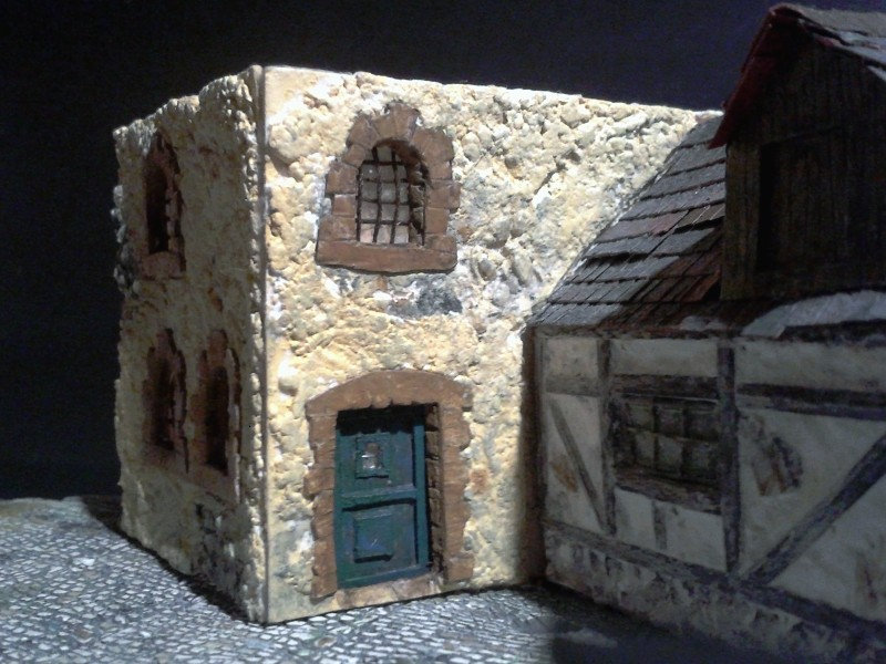 Die alte Herberge. Ein kleines Diorama in 1:100 - Seite 6 Haupth13