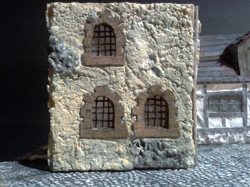 Die alte Herberge. Ein kleines Diorama in 1:100 - Seite 6 Haupth16