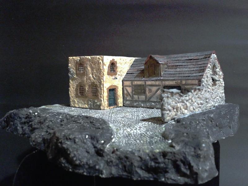 Die alte Herberge. Ein kleines Diorama in 1:100 - Seite 6 Haupth18