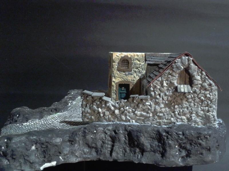 Die alte Herberge. Ein kleines Diorama in 1:100 - Seite 6 Haupth19