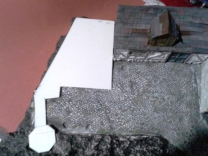 Die alte Herberge. Ein kleines Diorama in 1:100 - Seite 5 Haus0110