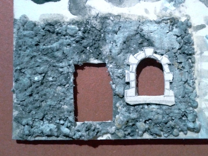 Die alte Herberge. Ein kleines Diorama in 1:100 - Seite 5 Haus0210