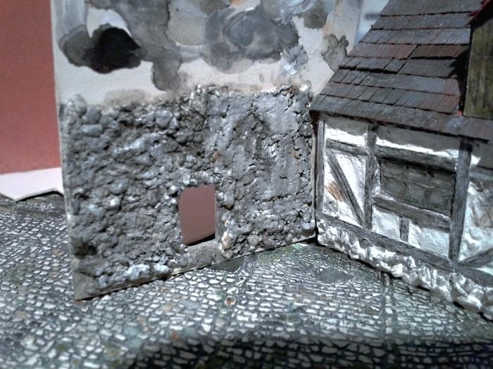 Die alte Herberge. Ein kleines Diorama in 1:100 - Seite 5 Haus0310