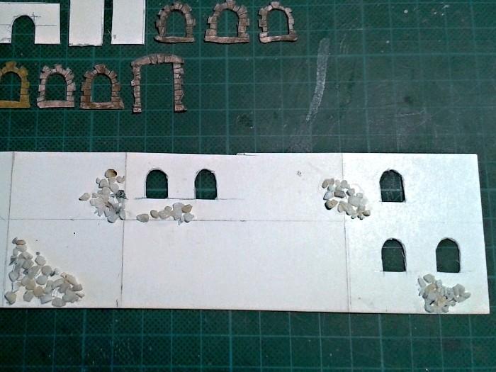 Die alte Herberge. Ein kleines Diorama in 1:100 - Seite 5 Haus0710