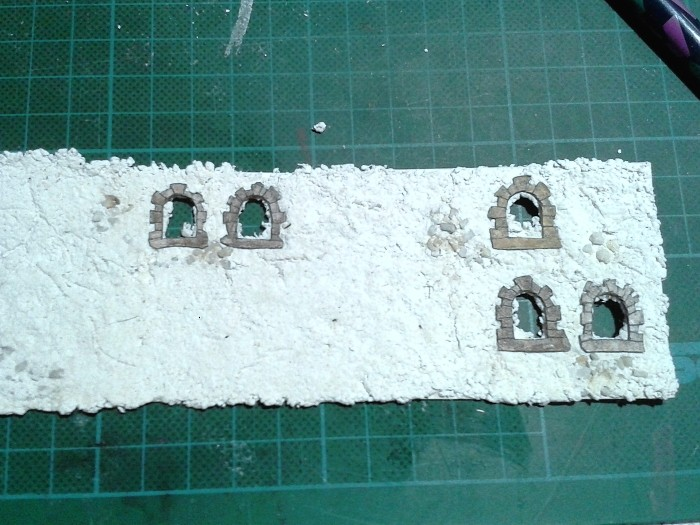 Die alte Herberge. Ein kleines Diorama in 1:100 - Seite 5 Haus1310