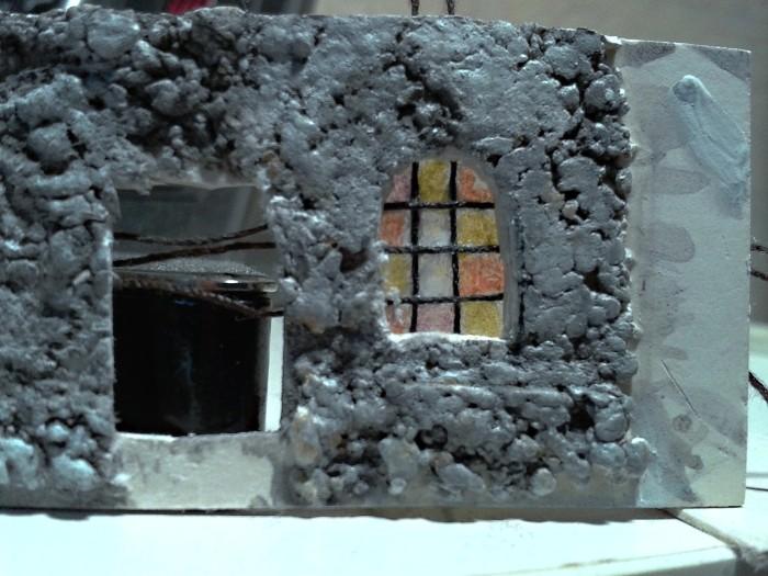 Die alte Herberge. Ein kleines Diorama in 1:100 - Seite 5 Haus1610