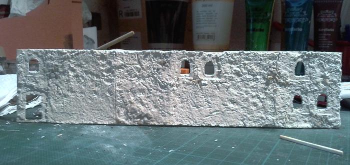 Die alte Herberge. Ein kleines Diorama in 1:100 - Seite 5 Haus1910