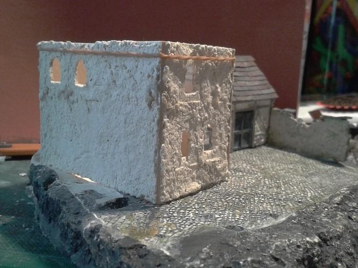 Die alte Herberge. Ein kleines Diorama in 1:100 - Seite 5 Haus2110
