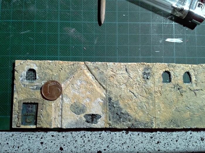 Die alte Herberge. Ein kleines Diorama in 1:100 - Seite 5 Hausfa11