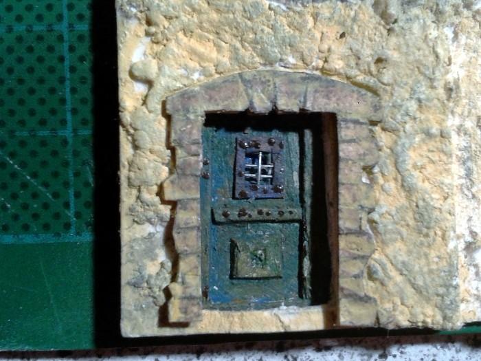 Die alte Herberge. Ein kleines Diorama in 1:100 - Seite 5 Hausfa12