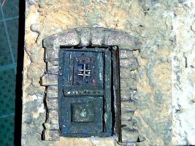 Die alte Herberge. Ein kleines Diorama in 1:100 - Seite 6 Hausfa14