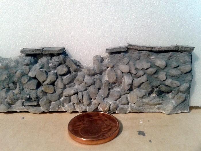 Die alte Herberge. Ein kleines Diorama in 1:100 - Seite 2 Mauer014