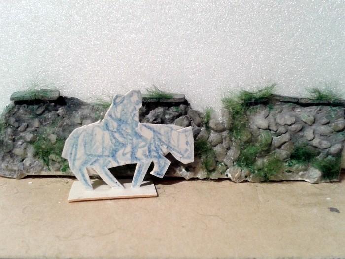 Die alte Herberge. Ein kleines Diorama in 1:100 - Seite 2 Mauer112