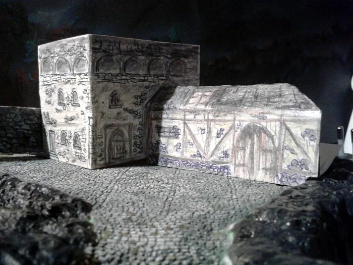 Die alte Herberge. Ein kleines Diorama in 1:100 - Seite 2 Muster10