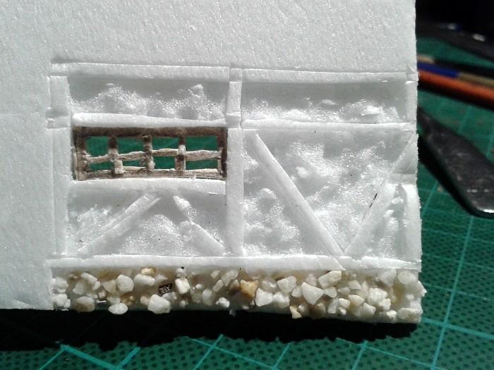 Die alte Herberge. Ein kleines Diorama in 1:100 - Seite 2 Stall012