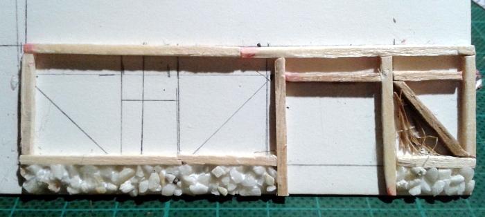 Die alte Herberge. Ein kleines Diorama in 1:100 - Seite 2 Stallh10