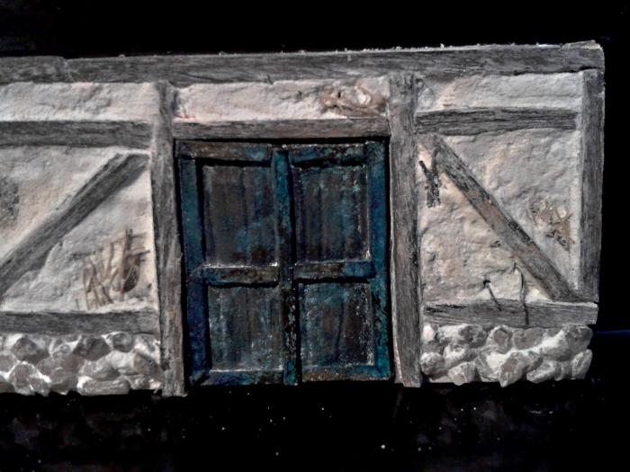 Die alte Herberge. Ein kleines Diorama in 1:100 - Seite 3 Stalln12