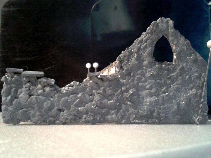 Die alte Herberge. Ein kleines Diorama in 1:100 - Seite 3 Stalln13