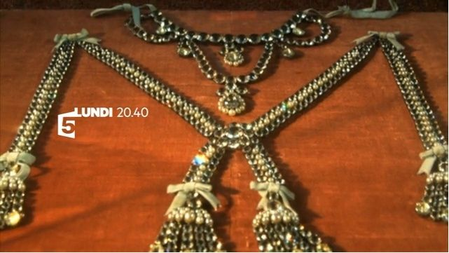 Les trésors de la joaillerie française France5 25/05/2015 204010
