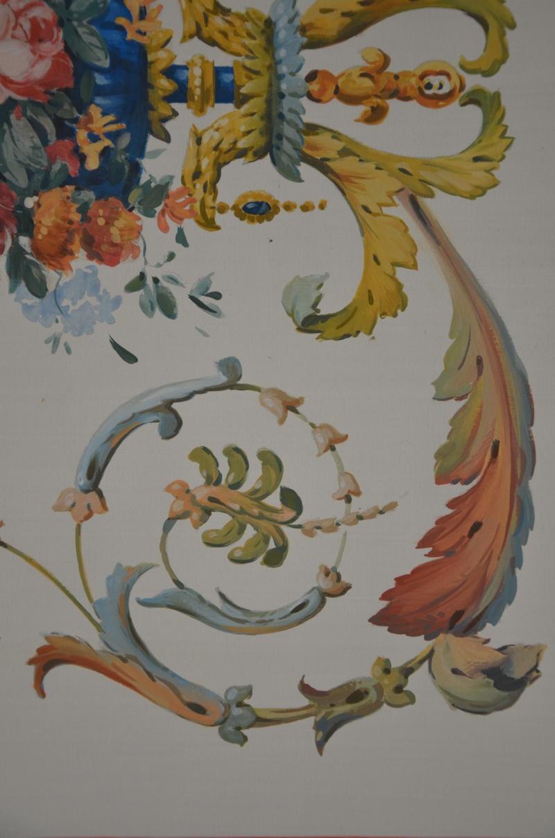 L'art du trompe-l'oeil à Versailles  Art_tr10