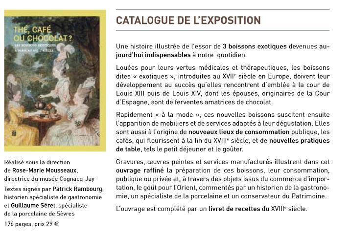 L'essor des boissons exotiques au XVIIIe siècle Catal_10