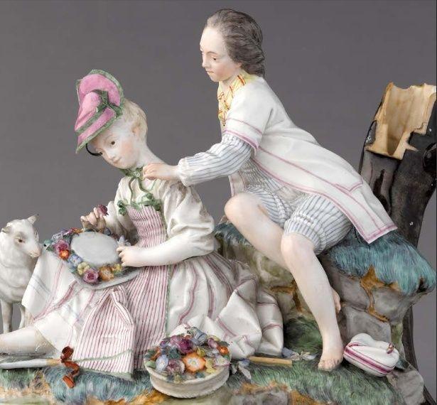 Etre paraître XVIIIe musée Ecouen château Roche-Guyon Etre_p10