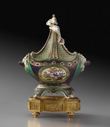 Frick Collection, Exposition : De Sèvres à la 5e Avenue Frick_11