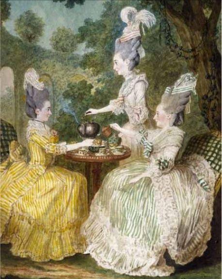 L'essor des boissons exotiques au XVIIIe siècle Thy_ca10