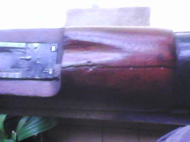 Procédure de démontage garde main Mauser FN 24/30, VZ24, etc Img00010