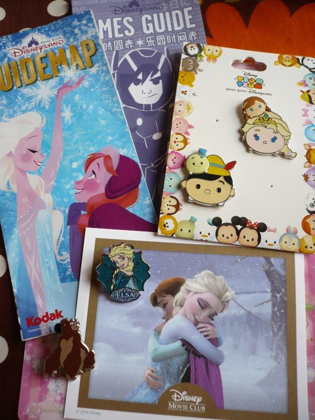 Le Pin Trading à Disneyland Paris - Page 3 P1250117