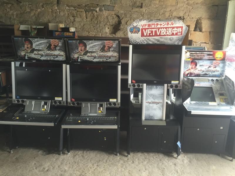 Vds 4 Sega Lindbergh Sitdown  cabs   999 euro Piece!!!! Img_1010