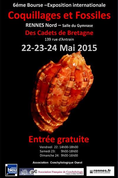 2015 Bourse de Rennes - 22 au 24 mai Expo_r10