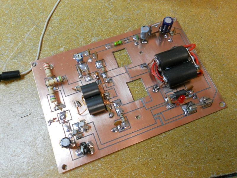 Construction d'une station radio ondes-courtes Dscn3010