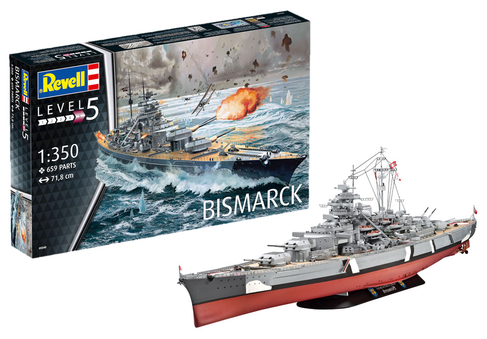 DKM Bismarck (Trumpeter 1/350 + PE Eduard) par horos 05040_10