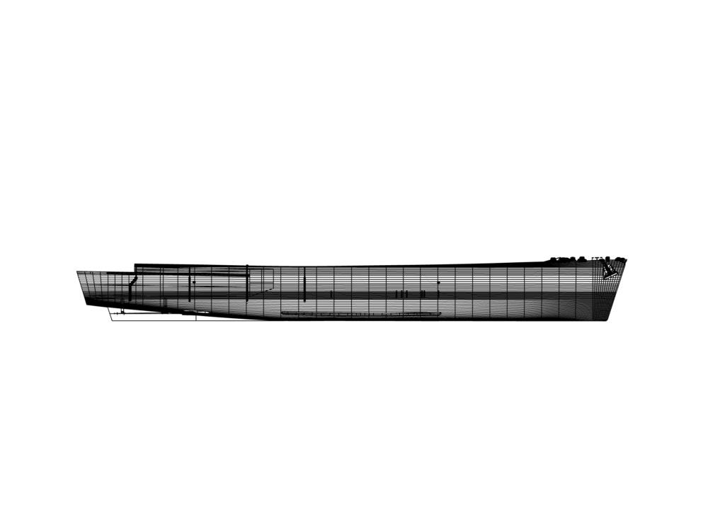 HMS Fearless 1/350 1110