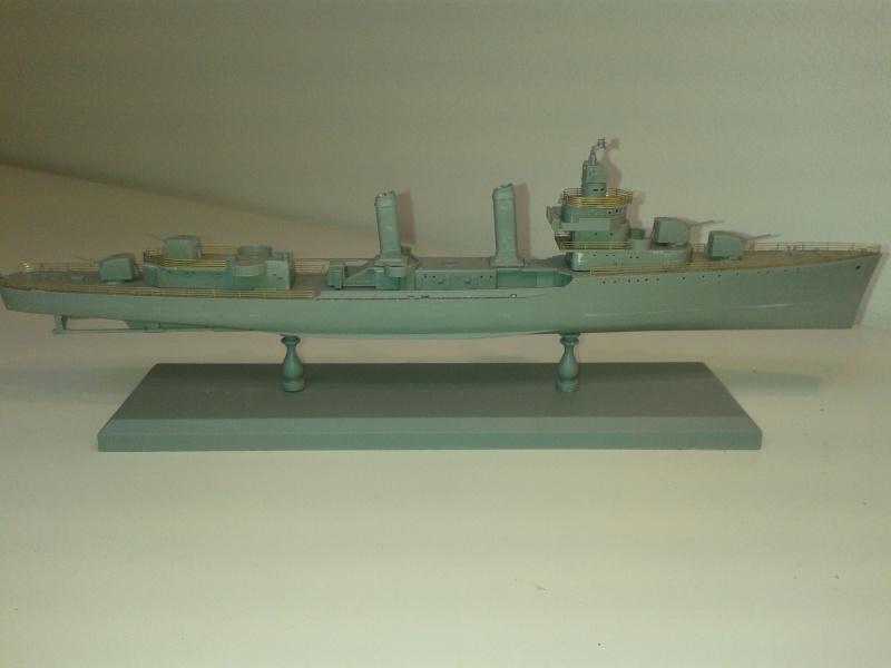 USS Benson 1/350 de Dragon 20150316