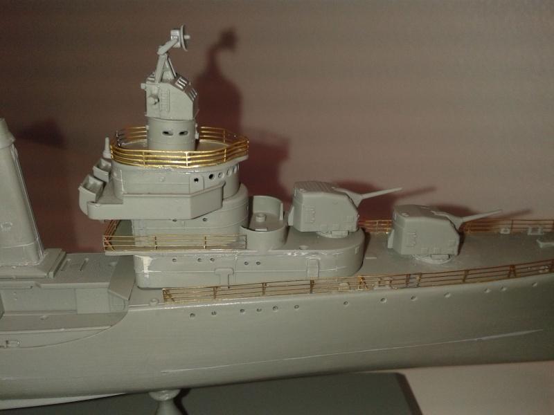 USS Benson 1/350 de Dragon 20150318